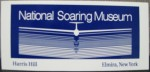 National Soaring Museum Window Sticker