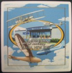 NSM Ceramic Coaster